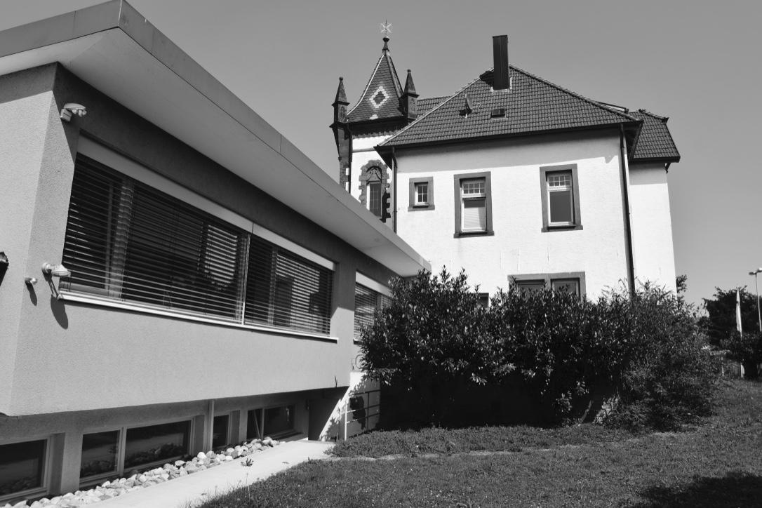 Gunter Schwarz, architekturbüro schwarz